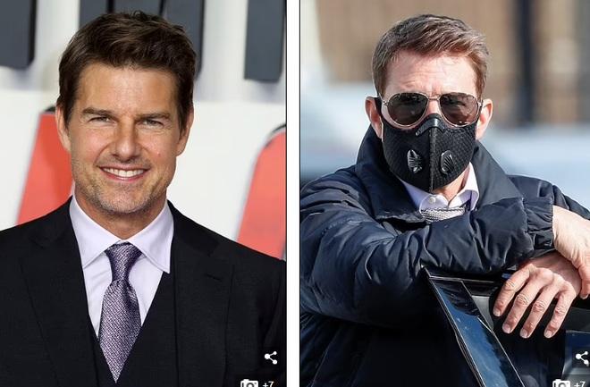 Tom Cruise đi nghỉ hè trên siêu du thuyền 32 triệu bảng Anh - 5