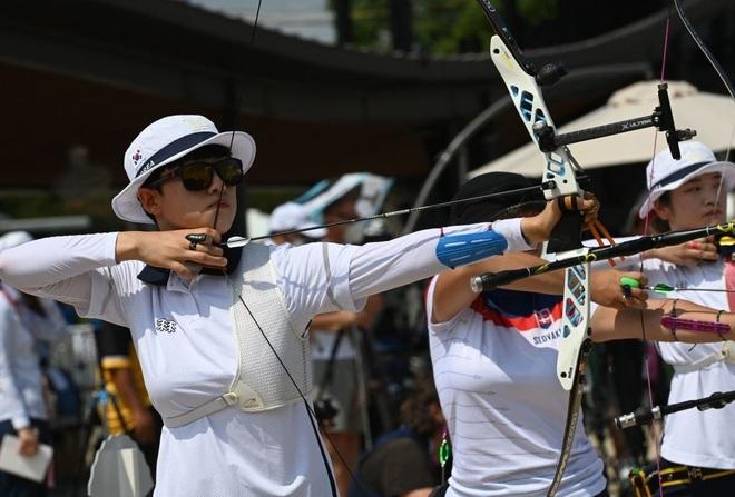 Vận động viên Hàn Quốc liên tiếp phá kỷ lục tại Olympic 2020 - 1