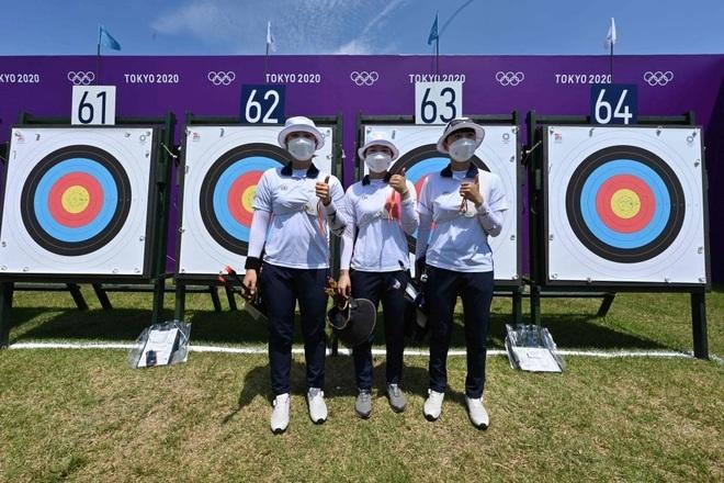 Vận động viên Hàn Quốc liên tiếp phá kỷ lục tại Olympic 2020 - 4