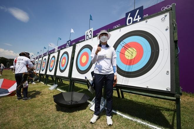 Vận động viên Hàn Quốc liên tiếp phá kỷ lục tại Olympic 2020 - 2