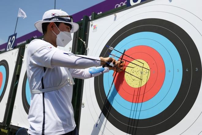 Vận động viên Hàn Quốc liên tiếp phá kỷ lục tại Olympic 2020 - 3