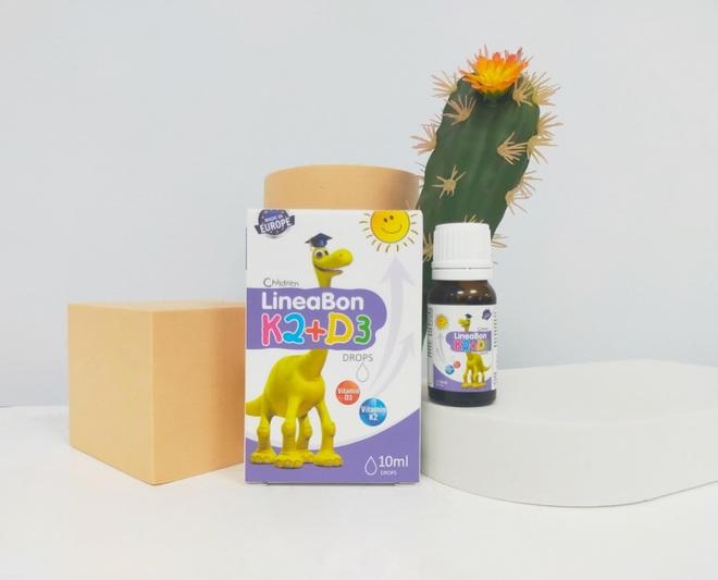 Lý do mẹ nên chọn LineaBon hỗ trợ tăng chiều cao cho trẻ - 2