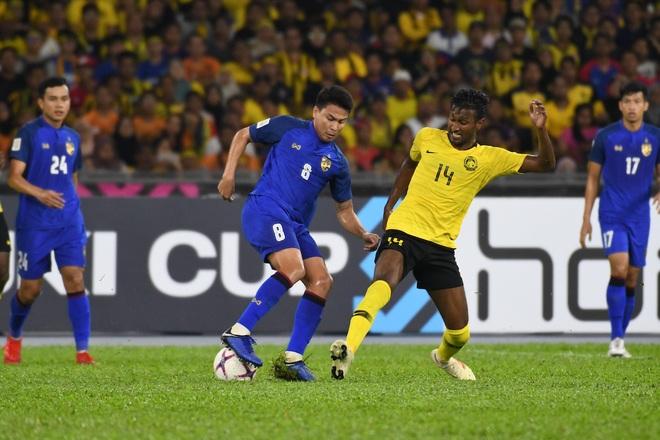 Phản ứng của báo Malayia khi xếp dưới tuyển Việt Nam ở lễ bốc thăm AFF Cup - 2