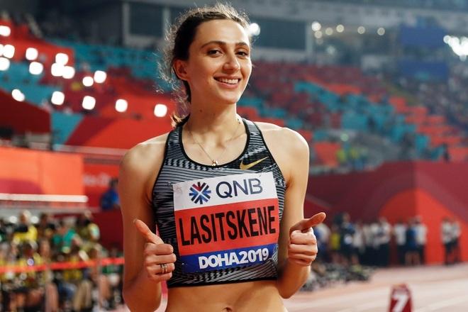Top 10 VĐV nữ quyến rũ nhất Olympic Tokyo - 1