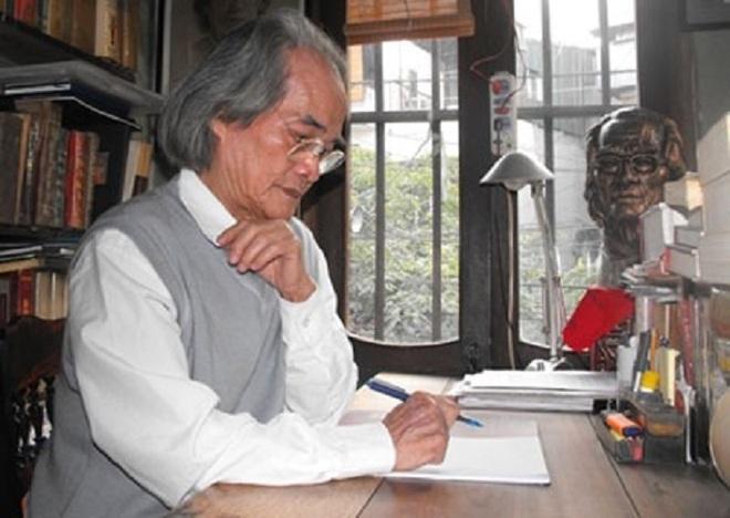 Nhà văn Sơn Tùng -  tác giả Búp sen xanh qua đời - 1