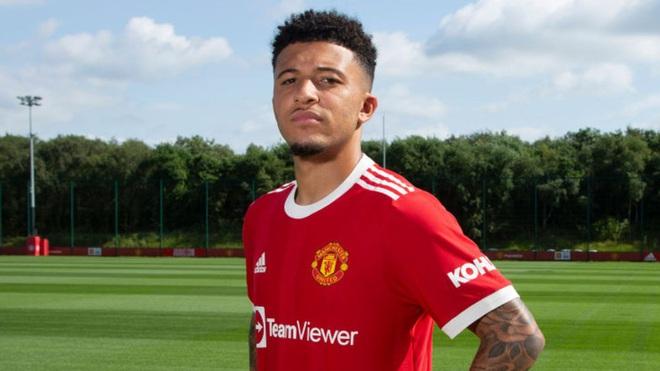 Man Utd chính thức ra mắt bom tấn Jadon Sancho - 1