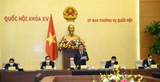 Quốc hội sẽ quyết nghị về nội dung phòng, chống Covid-19 - 1