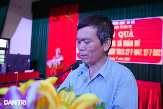 Báo Dân trí tặng quà tri ân 50 gia đình tại xã có 16 Mẹ Việt Nam anh hùng - 9