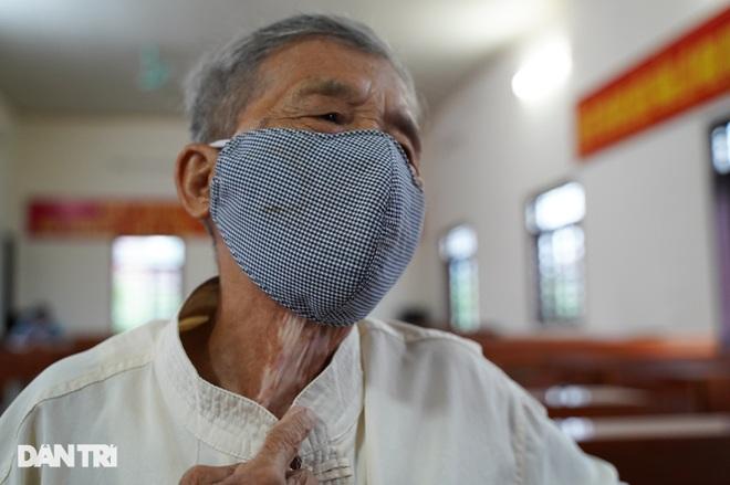 Báo Dân trí tặng quà tri ân 50 gia đình tại xã có 16 Mẹ Việt Nam anh hùng - 6