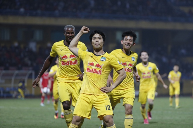 Nhiều đội bóng V-League muốn trao cúp vô địch cho HA Gia Lai - 1