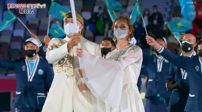 Nhan sắc Kazakhstan được mệnh danh là công chúa Olympic - 2