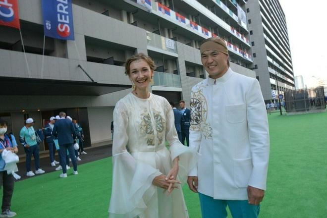 Nhan sắc Kazakhstan được mệnh danh là công chúa Olympic - 1