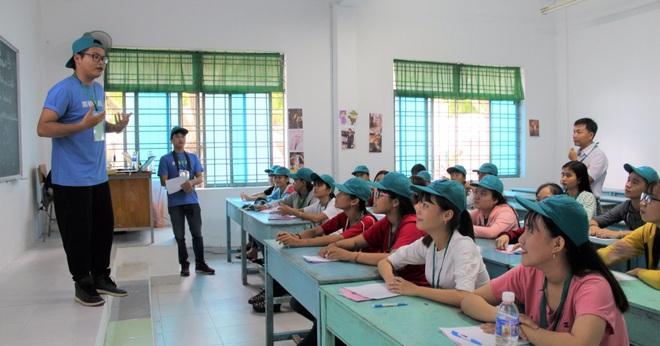 Trại hè Kết nối tương lai cho trên 1.000 học sinh có hoàn cảnh khó khăn - 1