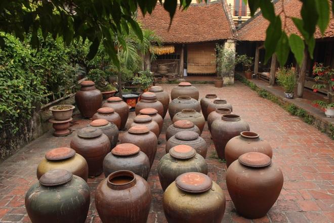 Đặc sản tương nếp ở ngôi làng cổ ngoại thành Hà Nội - 2