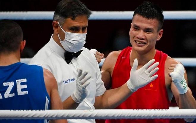 Nguyễn Văn Đương thắng nghẹt thở, boxing hy vọng huy chương Olympic - 2