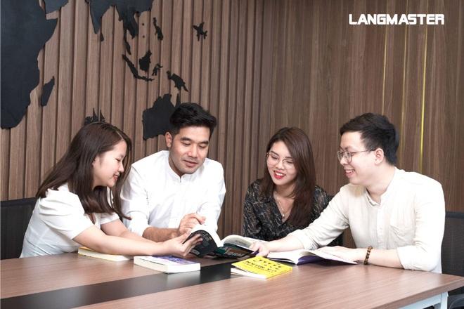 Giảng viên Langmaster giáo dục từ tâm, nâng tầm trí tuệ - 4