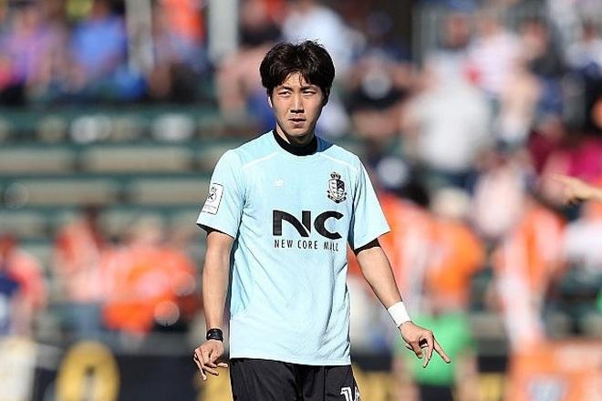 Cầu thủ Hàn Quốc cảm ơn HLV Park Hang Seo khi chuyển đến Thái Lan - 1