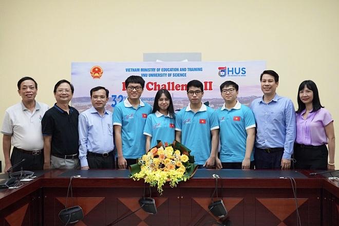Việt Nam đoạt Huy chương Vàng tại Olympic Sinh học quốc tế 2021 - 1