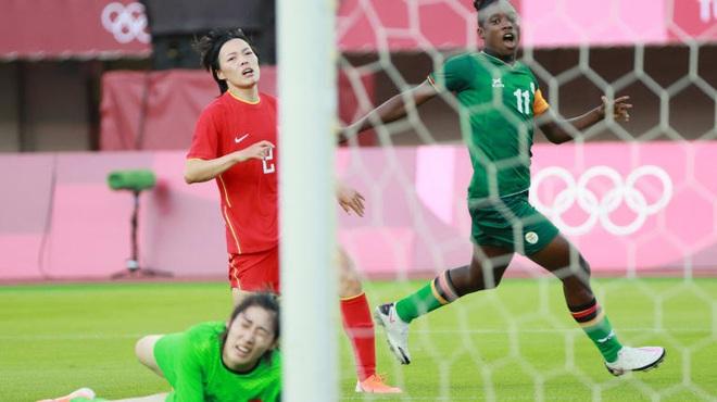 Bóng đá nữ Nhật Bản và Trung Quốc gây thất vọng tại Olympic Tokyo - 2