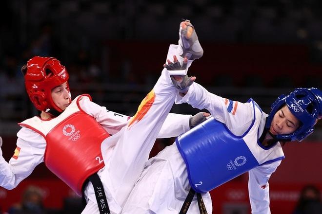 Nữ võ sĩ tài sắc vẹn toàn giúp Thái Lan có HCV đầu tiên ở Olympic 2020 - 1