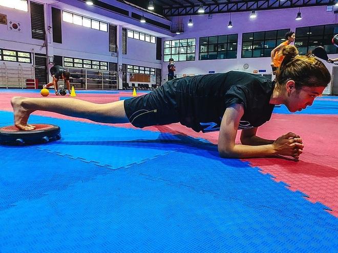 Nữ võ sĩ tài sắc vẹn toàn giúp Thái Lan có HCV đầu tiên ở Olympic 2020 - 5