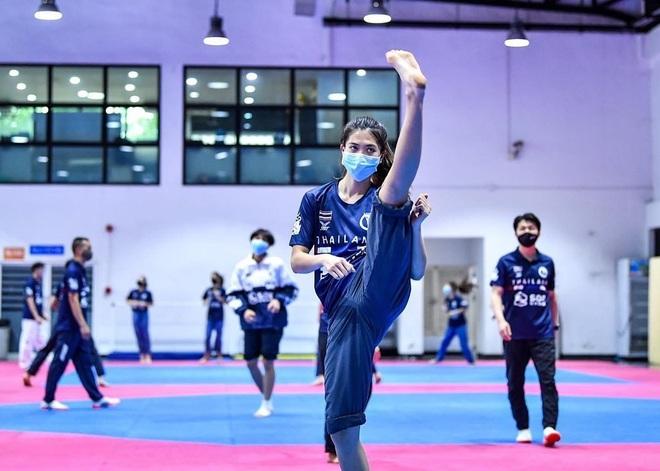 Nữ võ sĩ tài sắc vẹn toàn giúp Thái Lan có HCV đầu tiên ở Olympic 2020 - 6