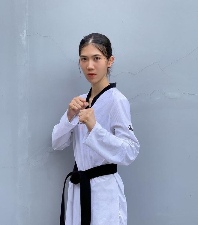 Nữ võ sĩ tài sắc vẹn toàn giúp Thái Lan có HCV đầu tiên ở Olympic 2020 - 8