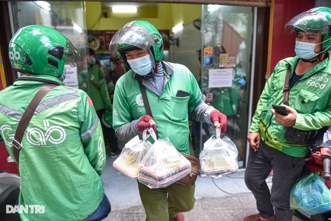 Đề xuất cho shipper được giao đồ ăn tại 19 quận, huyện ở Hà Nội - 1