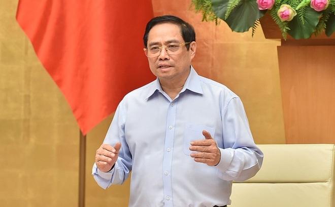 Thủ tướng: Năm 2022 nền kinh tế đối mặt rất nhiều khó khăn - 1