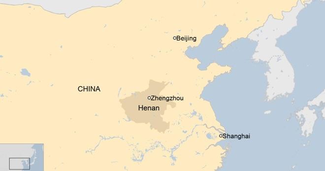 Người dân khốn khổ trong thảm cảnh mưa lũ ở Trung Quốc - 6