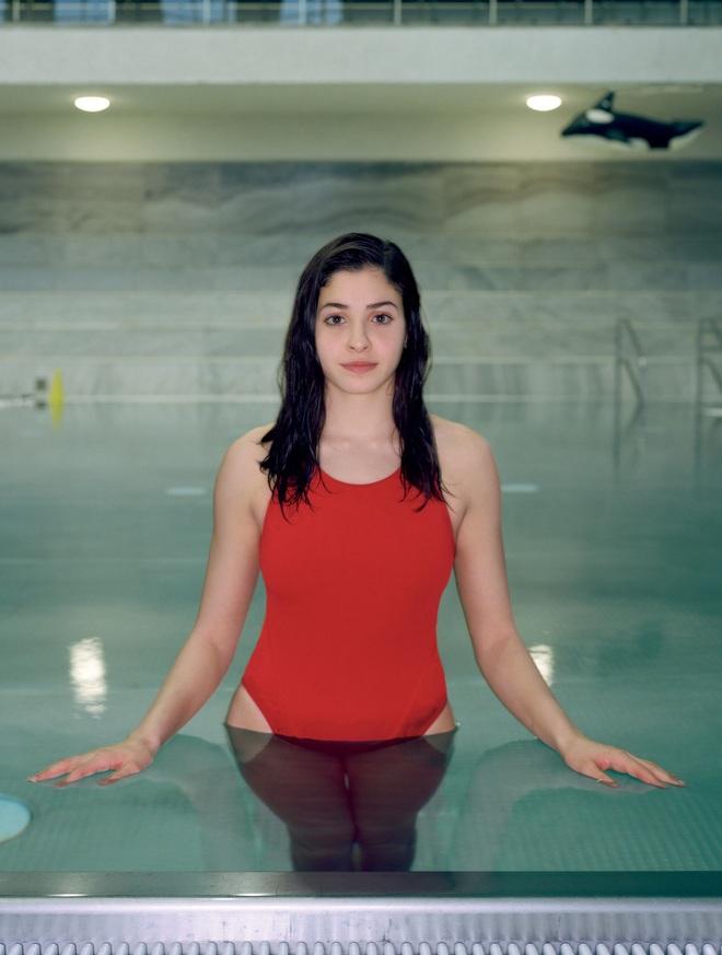 Vẻ đẹp hút hồn của nữ thần đặc biệt ở Olympic 2020 - 1