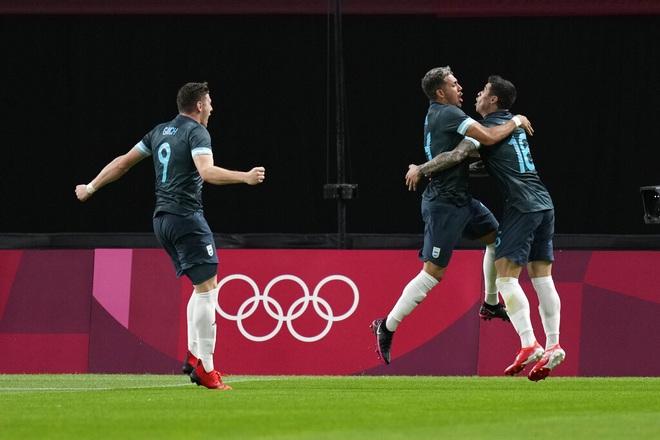 Đánh bại Olympic Ai Cập, Olympic Argentina nuôi hy vọng đi tiếp - 3