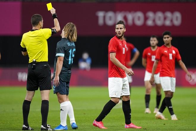 Đánh bại Olympic Ai Cập, Olympic Argentina nuôi hy vọng đi tiếp - 2