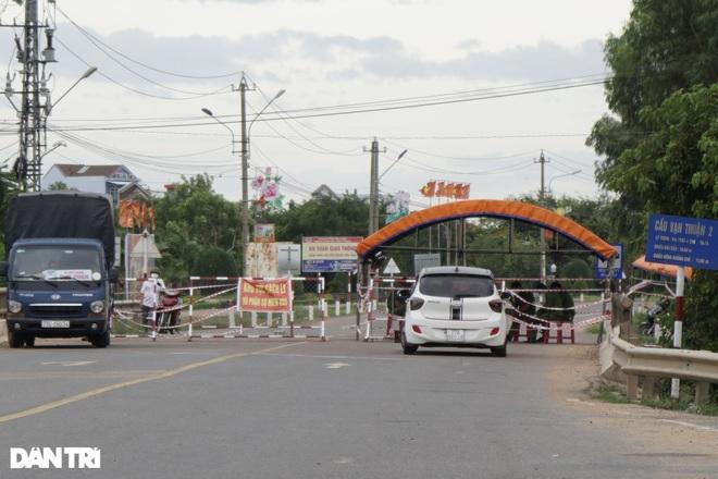 Bình Định giãn cách xã hội 15 ngày toàn huyện Phù Cát - 2