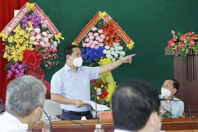 Bình Định giãn cách xã hội 15 ngày toàn huyện Phù Cát - 1