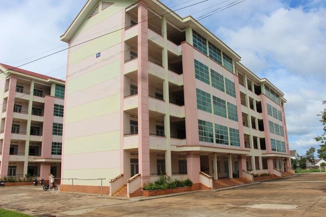 Đắk Lắk gấp rút hoàn thiện Bệnh viện Dã chiến 1.000 giường bệnh - 1