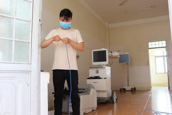Đắk Lắk gấp rút hoàn thiện Bệnh viện Dã chiến 1.000 giường bệnh - 3