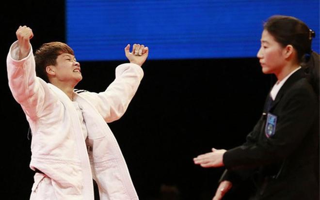 Võ sĩ Judo Việt Nam chia tay Olympic Tokyo sau hơn một phút - 1