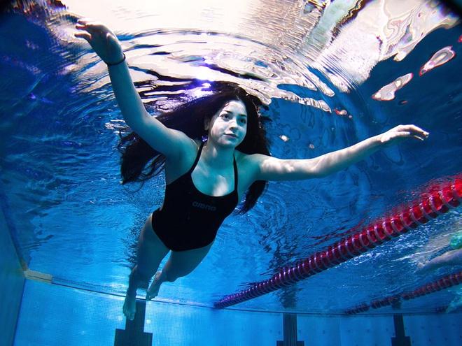 Vẻ đẹp hút hồn của nữ thần đặc biệt ở Olympic 2020 - 5