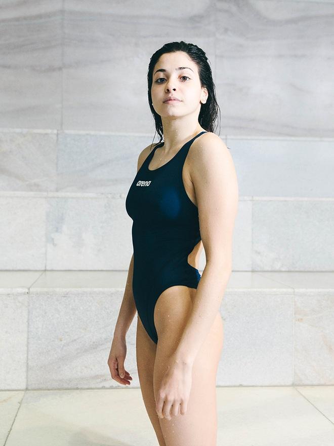 Vẻ đẹp hút hồn của nữ thần đặc biệt ở Olympic 2020 - 4