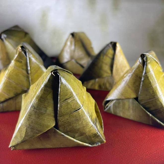 Mẹ đảm nâng tầm món Việt với cách bài trí theo kỹ thuật gấp giấy origami - 4