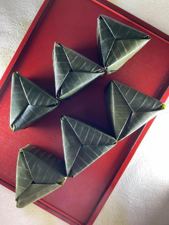 Mẹ đảm nâng tầm món Việt với cách bài trí theo kỹ thuật gấp giấy origami - 2