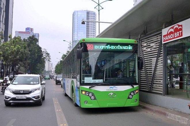 Thanh tra Chính phủ công khai loạt sai phạm tại dự án xe buýt BRT Hà Nội - 1