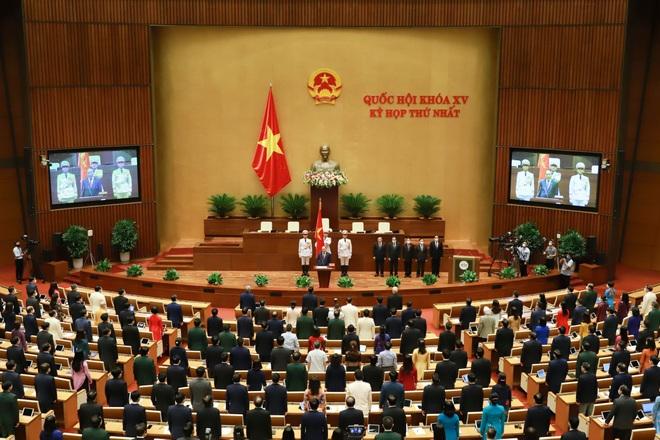 Ông Nguyễn Xuân Phúc đắc cử Chủ tịch nước nhiệm kỳ mới - 4
