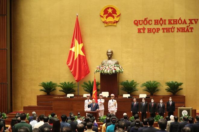 Ông Nguyễn Xuân Phúc đắc cử Chủ tịch nước nhiệm kỳ mới - 5