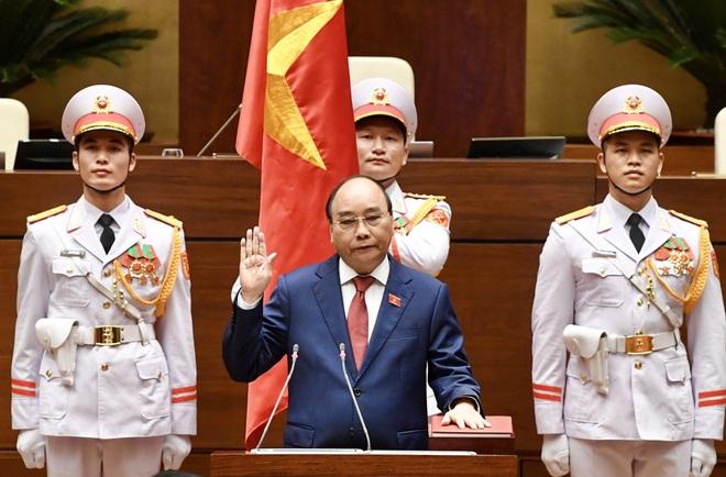 Ông Nguyễn Xuân Phúc đắc cử Chủ tịch nước nhiệm kỳ mới - 2