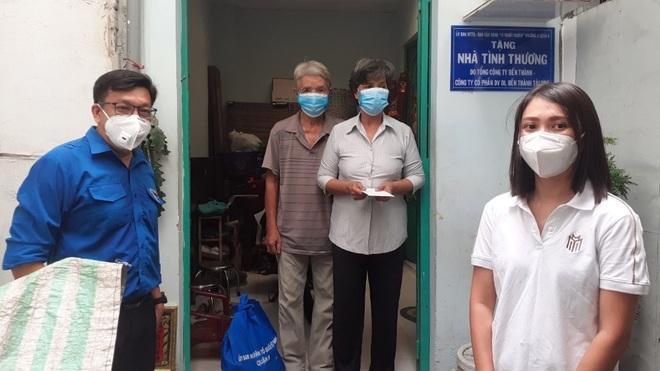 Giữ tổ ấm giữa đại dịch: Tấm lòng hướng về người lao động TPHCM - 4