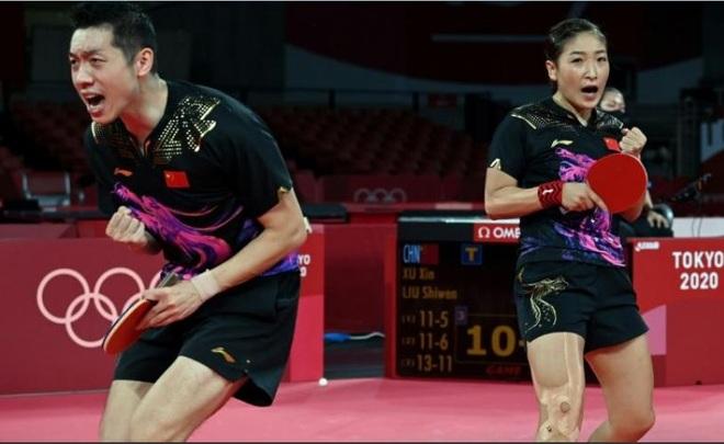 Hành trình giành tấm HCV Olympic khó tin của cặp đôi bóng bàn Nhật Bản  - 1