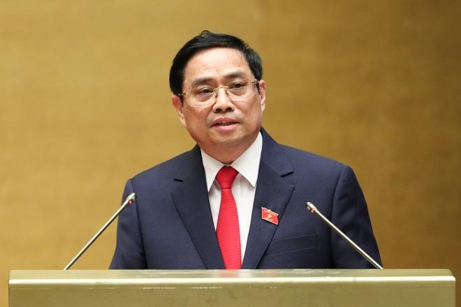 Thủ tướng trình cơ cấu Chính phủ, giảm một Phó Thủ tướng - 1