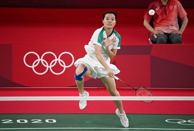 Thùy Linh: Được thi đấu với thần tượng ở Olympic là một giấc mơ - 2